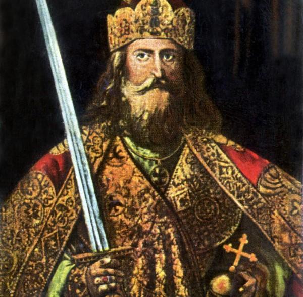 Porträt Karl der Grosse