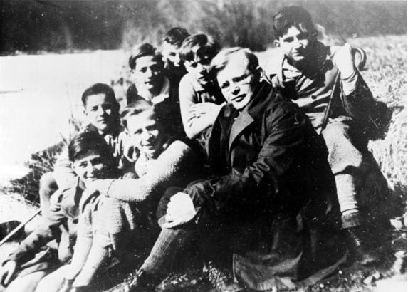 Portrait Dietrich Bonhoeffer