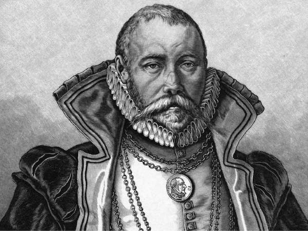 Portrait Tycho Brahe
