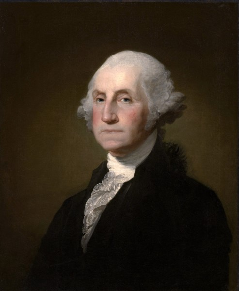 Portrait George Washington