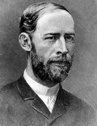 Portrait Heinrich Hertz