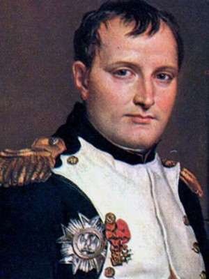 Portrait Napoleon Bonaparte