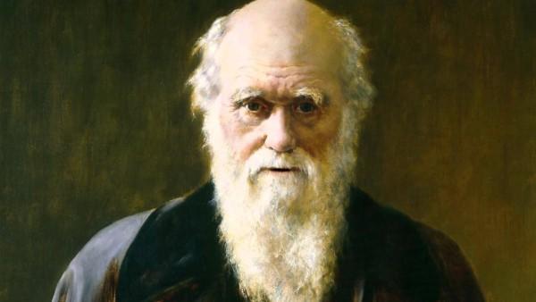 Portrait Charles-Darwin