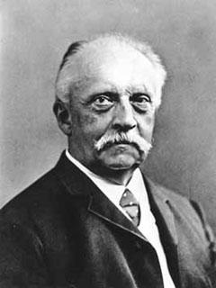 Portrait Hermann Ludwig Ferdinand Helmholtz