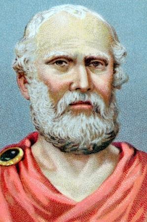 Portrait Platon