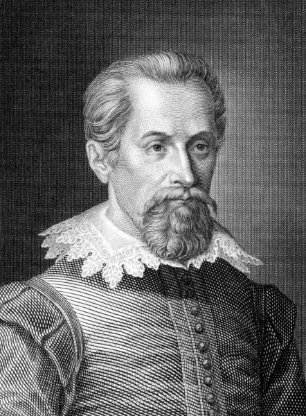 Portrait Johannes Kepler